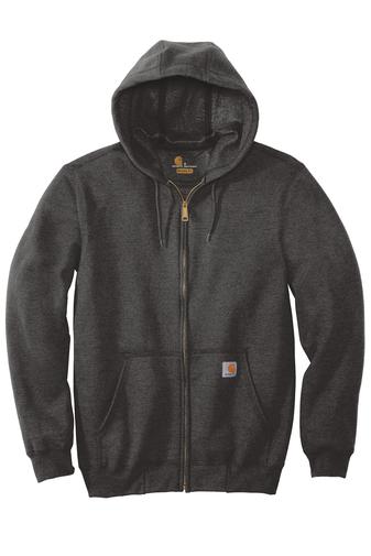 Carhartt ® Midweight Hooded Zip Front Sweatshirt