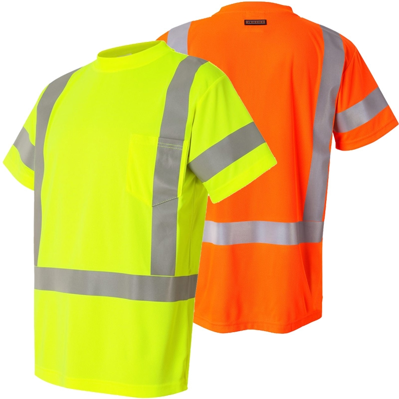 Construction Safety Apparel Custom Printing Branded