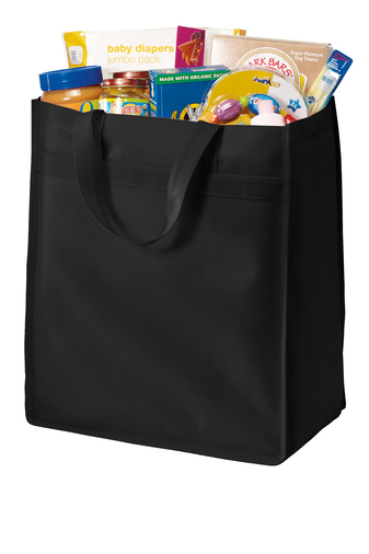Custom Printed Grocery Tote Bag