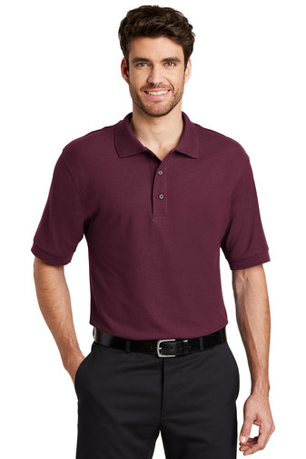 K500 Port Authority Custom Polo at Branded Embroidery Great Prices
